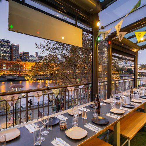Southbank Functions - Hophaus Terrace