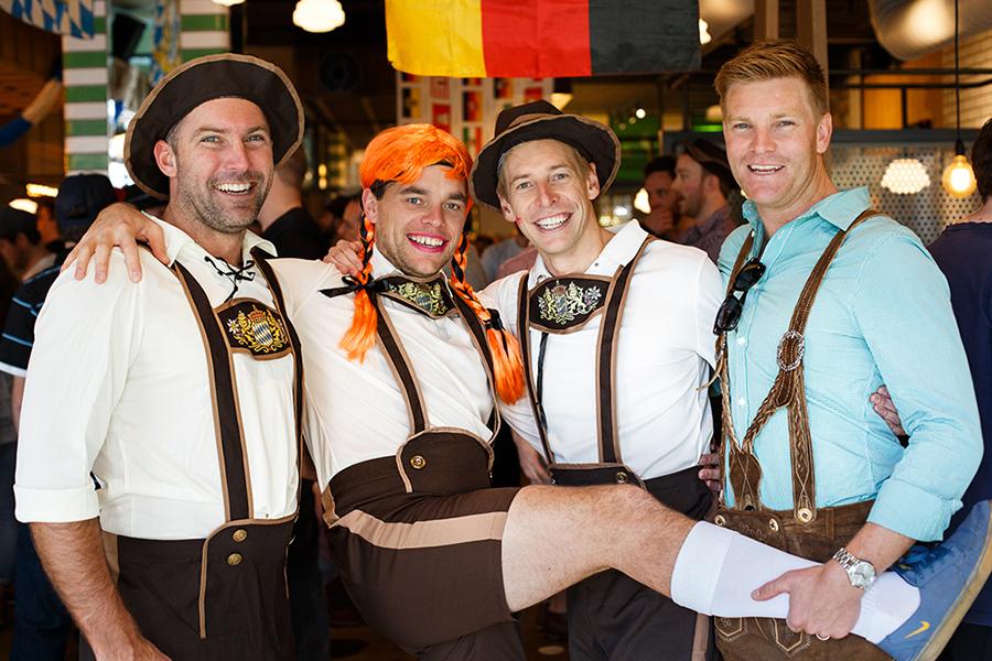Oktoberfest at Hophaus